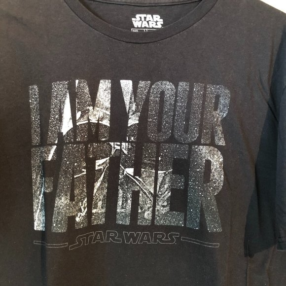 STAR WARS | Men's XL T-shirt | I Am Your Father